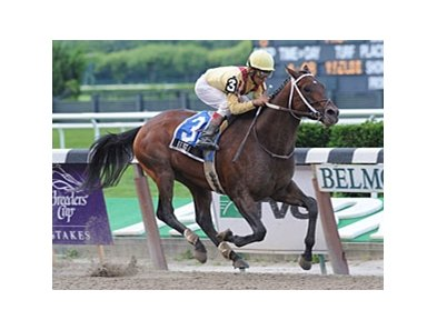 "Kensei won the Dwyer in his most recent start. <br><a target=""blank"" href=""http://www.bloodhorse.com/horse-racing/photo-store?ref=http%3A%2F%2Fpictopia.com%2Fperl%2Fgal%3Fprovider_id%3D368%26ptp_photo_id%3D8298531%26ref%3Dstory"">Order This Photo</a>"