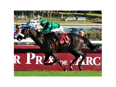 "Shareta cruises to the win in the Qatar Prix Vermeille.<br><a target=""blank"" href=""http://photos.bloodhorse.com/AtTheRaces-1/at-the-races-2012/22274956_jFd5jM#!i=2090517641&k=cJ73xc4"">Order This Photo</a>"