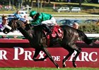 Shareta Sails to Victory in Prix Vermeille