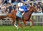 "Dawn Approach bounds home to win the Dubai Dewhurst Stakes at Newmarket.<br><a target=""blank"" href=""http://photos.bloodhorse.com/AtTheRaces-1/at-the-races-2012/22274956_jFd5jM#!i=2146979185&k=xHSVFsW"">Order This Photo</a>"