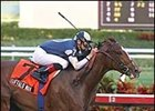 Buffalo Man wins the Spectacular Bid Stakes, Sunday at Gulfstream Park.