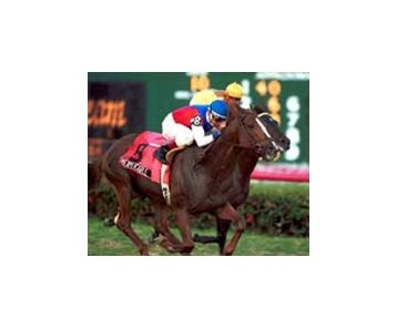 Inexplicable won the Canadian Turf Handicap in his first start of 2001.