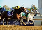 "Hansen holds off Union Rags in the Breeders' Cup Juvenile.<br><a target=""blank"" href=""http://www.bloodhorse.com/horse-racing/photo-store?ref=http%3A%2F%2Fpictopia.com%2Fperl%2Fgal%3Fprovider_id%3D368%26ptp_photo_id%3D9729109%26ref%3Dstory"">Order This Phot"