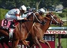 "Subtle Aly (rear) wins a tight Schuylerville Stakes on opening day at Saratoga.<br><a target=""blank"" href=""http://www.bloodhorse.com/horse-racing/photo-store?ref=http%3A%2F%2Fpictopia.com%2Fperl%2Fgal%3Fprovider_id%3D368%26ptp_photo_id%3D1815539%26ref%3Dstory"">Order This Photo</a>"