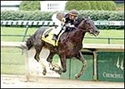 Wild and Wicked, in allowance win at Churchill Downs on Sunday.