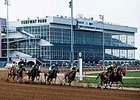 Turfway Park canceled racing Thursday, Jan. 24.