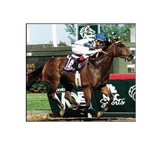 Paseana, winning the 1992 Breeders' Cup Distaff, died Wednesday in her native Argentina.