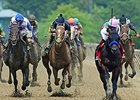 "Fame and Power leaves the rest behind in the Sir Barton Stakes.<br><a target=""blank"" href=""http://photos.bloodhorse.com/AtTheRaces-1/At-the-Races-2015/i-76KfM6P"">Order This Photo</a>"