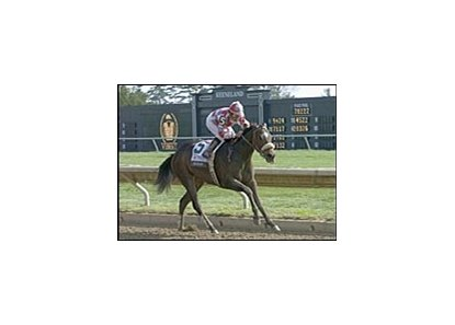 Ema Bovary posted her ninth consecutive victory in the Vinery Madison.