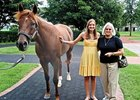 Madison Scott, Pat Chapman, and Smarty Jones