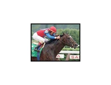 Medaglia d'Oro, winning the Travers.
