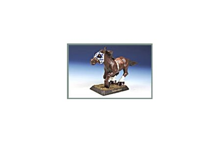 A bobblehead in the likeness of Secretariat has been released.
