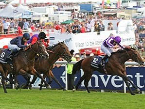 Pour Moi Takes English Derby in Thriller