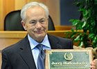 Hollendorfer Honored at Racing Hall of Fame