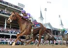 I'll Have Another winning Kentucky Derby 138.