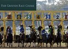 Fair Grounds Expands Racing in 2008-09