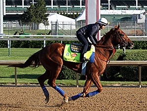 Dortmund - Churchill Downs, April 28, 2015.
