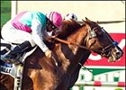 Three Valleys (2) beats We All Love Aleyna to win the Del Mar BC 'Cap.