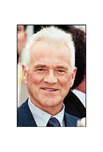 Frank Stronach, Eclipse Award winning owner and breeder.