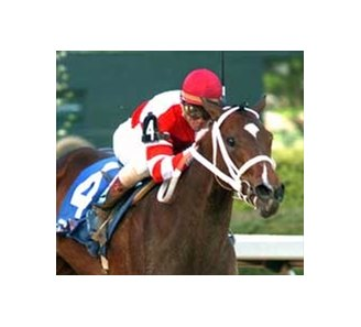 Round Pond in Fantasy win at Oaklawn.