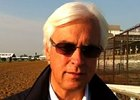 Bob Baffert at Pimlico 5/17/2012
