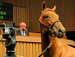 Keeneland: Market for Good Horses