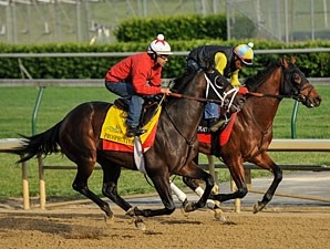 Prospective works at Churchill Downs April 28.
