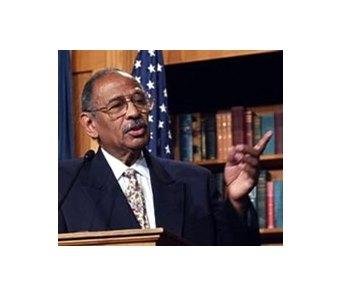 U.S. Rep. John Conyers Jr. (D-Mich) says regulation only way to gain control of online gambling.