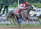 Winslow Homer took the Curlin Stakes at Saratoga on August 1st.