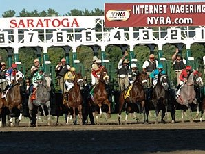 Saratoga Meet Declared a Success