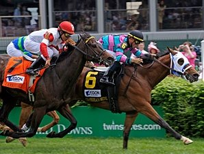 Chamberlain Bridge Wins  Aegon Turf Sprint