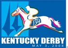 Kentucky Derby 134 Logo
