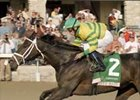 Spinster winner Panty Raid is scheduled to run next in the Falls City Handicap on Thanksgiving.
