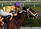 Jack Spratt won the Dania Stakes on Jan. 17.