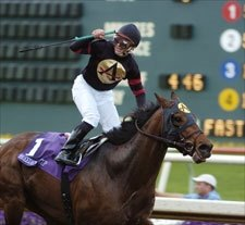 2005 Campaigns Mapped Out for Ghostzapper, Roses in May