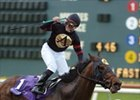 Ghostzapper will seek to repeat his Breeders' Cup Classic victory.