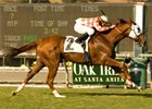 "The 6-year-old Presious Passion strolled gate to wire for a victory in Oak Tree's Clement L. Hirsch at Santa Anita. <br><a target=""blank"" href=""http://www.bloodhorse.com/horse-racing/photo-store?ref=http%3A%2F%2Fpictopia.com%2Fperl%2Fgal%3Fprovider_id%3D368%26ptp_photo_id%3D8548175%26ref%3Dstory"">Order This Photo</a>"