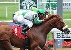 "Friend Or Foe overtakes Rail Trip to win the Easy Goer at Belmont.<br><a target=""blank"" href=""http://www.bloodhorse.com/horse-racing/photo-store?ref=http%3A%2F%2Fpictopia.com%2Fperl%2Fgal%3Fprovider_id%3D368%26ptp_photo_id%3D9552007%26ref%3Dstory"">Order This Photo</a>"