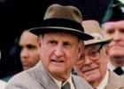 Hall of Fame trainer Mack Miller
