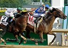 "Blame ran down Battle Plan to win the Stephen Foster.<br><a target=""blank"" href=""http://www.bloodhorse.com/horse-racing/photo-store?ref=http%3A%2F%2Fpictopia.com%2Fperl%2Fgal%3Fprovider_id%3D368%26ptp_photo_id%3D9063922%26ref%3Dstory"">Order This Photo</a>"