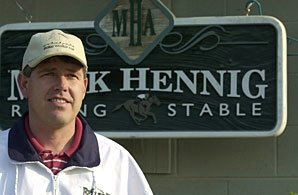Mark Hennig Wins 1,000th Race