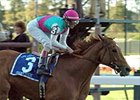 Sightseek Shows No Mercy in Ruffian