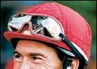 Hall of Fame jockey Jerry Bailey.