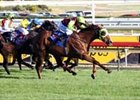 Bon Hoffa overcomes objection to win Sir Rupert Clarke Stakes.
