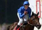 Dubai Millennium, winning the Dubai World Cup.