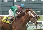 Wildcat Bettie B wins the Prioress Stakes.