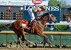 Lovely Maria Returns for Delaware Oaks