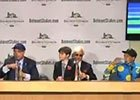 2015 Belmont Stakes Press Conference