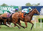 Lady Eli Rallies Late to Win Wonder Again