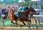 American Pharoah won the 2015 Belmont Stakes and the Triple Crown
